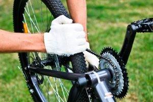 Как исправить люфт колёс на велосипеде