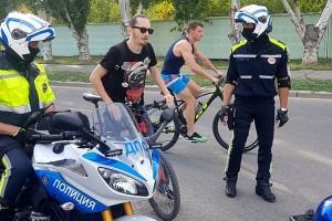 Штрафы велосипедистам за нарушение ПДД
