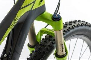 Как настроить переднюю вилку велосипеда
