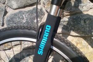 Ремонт передней вилки велосипеда