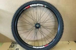 Как самостоятельно снять колесо с велосипеда