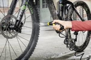 Как консервировать велосипед на зиму