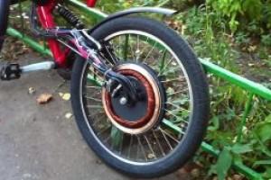 Как выбрать мотор-колесо для велосипеда