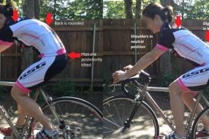 Можно ли ездить на велосипеде, если болит спина