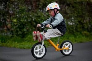 Со скольких лет можно кататься на велосипеде