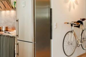 Крепление для велосипеда на стену и его разновидности