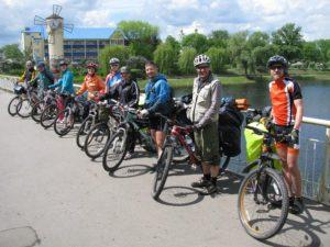 группа по велотуризму
