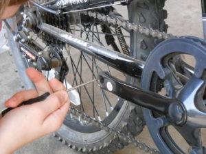 Ремонт велопедалей