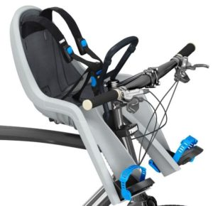 Переднее велокресло «RideAlomg mini»