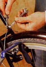 тормоза детского велосипеда