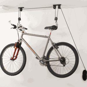 Какое место для хранения велосипеда лучше выбрать