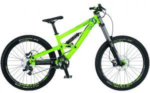 Даунхилл велосипед