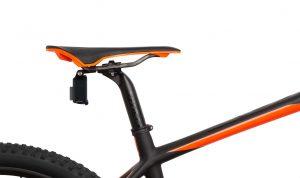 Седло велосипеда
