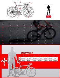 Выбор шоссейного велосипеда