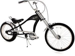 Особенности круизного велосипеда