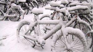 Чем грозит неправильный выбор места хранения зимой?
