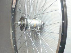 Типы колес велосипеда