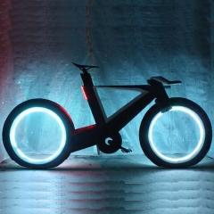 велосипед будущего Вас обязательно заметят на улице