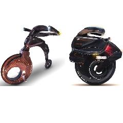 велосипед будущего складной