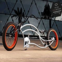 велосипед для любителей харли