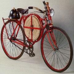 велосипед для пожарников