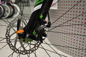 Установка дисковых тормозов на велосипед