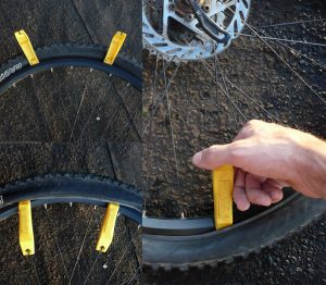 Как заменить камеру велосипеда