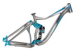 Виды велосипедных рам по материалу