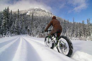 езда зимой