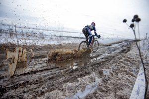 Езда по снежной каше