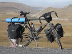 Объемы велорюкзаков