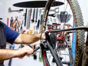 Настройка трансмиссии велосипеда