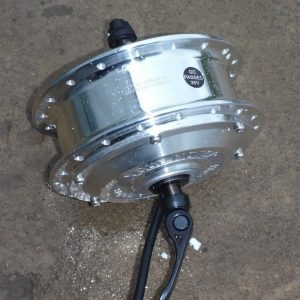 Роторный двигатель мотор-колеса