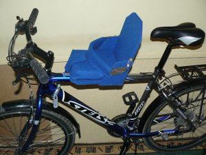 Детское велокресло на раму велосипеда своими руками