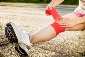 Почему болят колени при езде на велосипеде