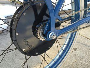 Электроколесо для велосипеда