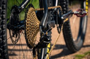 Трансмиссия велосипеда 1х12
