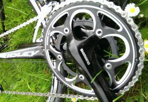Передние звезды велосипеда