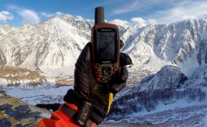 Работа GPS навигатора в любых условиях