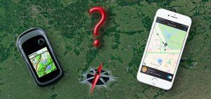 Навигатор или смартфон