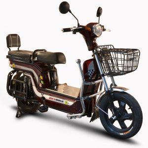 Электро-велоскутер