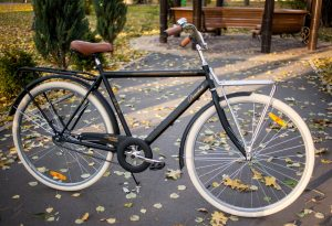 Мужской прогулочный-велосипед