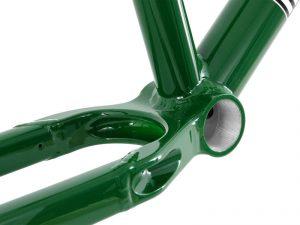 Кареточный стакан велосипеда