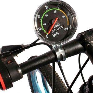 Механический велосипедный спидометр