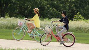 Прогулочные-велосипеды