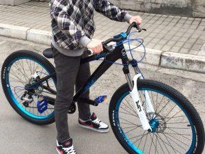 МТБ велосипед