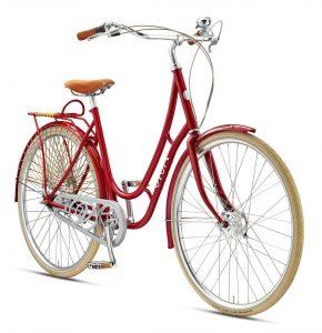 Женский прогулочный велосипед
