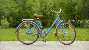 Прогулочный-велосипед