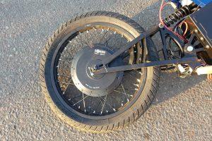 Мотор-колесо электродвигатель
