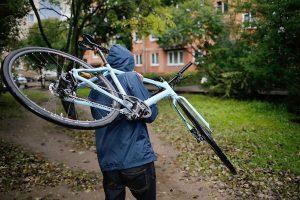 Необходимость транспортировки велобайка